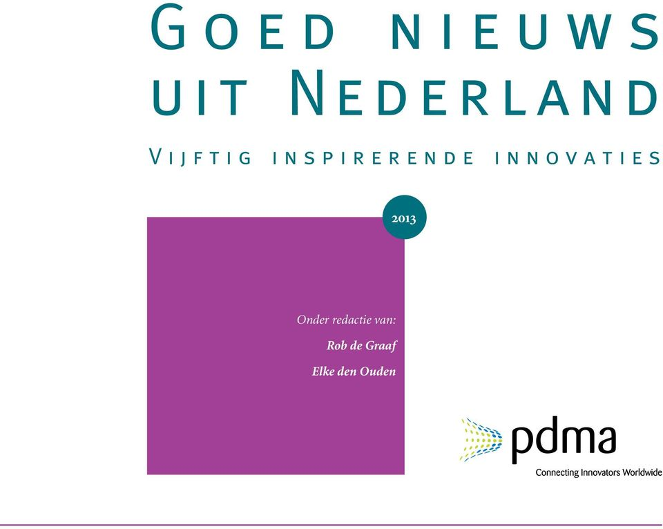 innovaties 2013 Onder