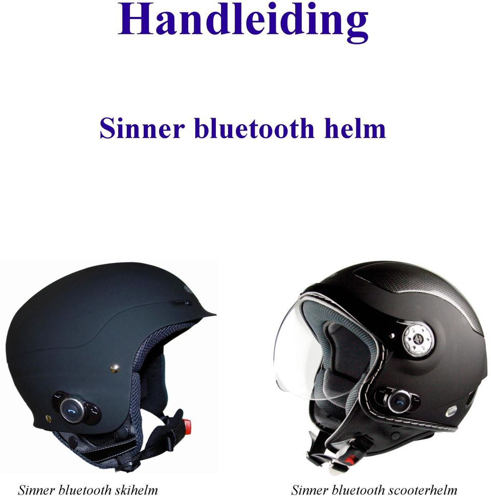 bluetooth skihelm