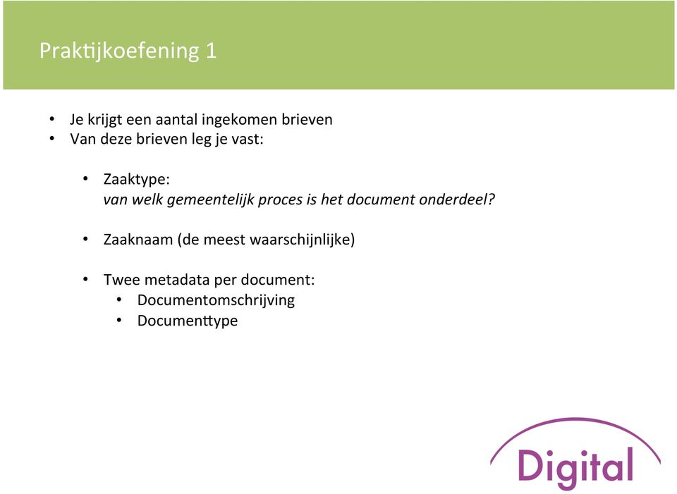 proces is het document onderdeel?