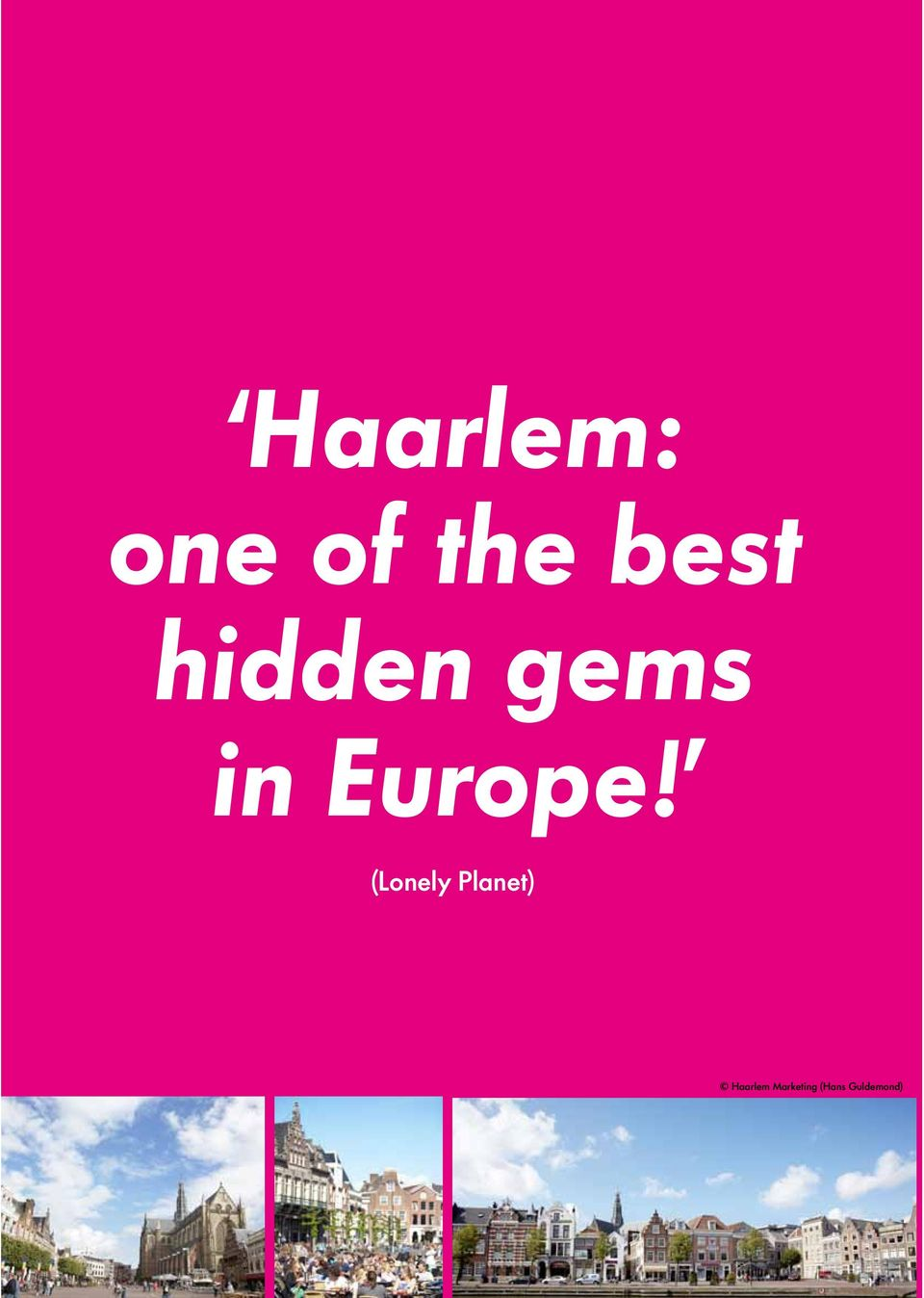 (Lonely Planet) Haarlem
