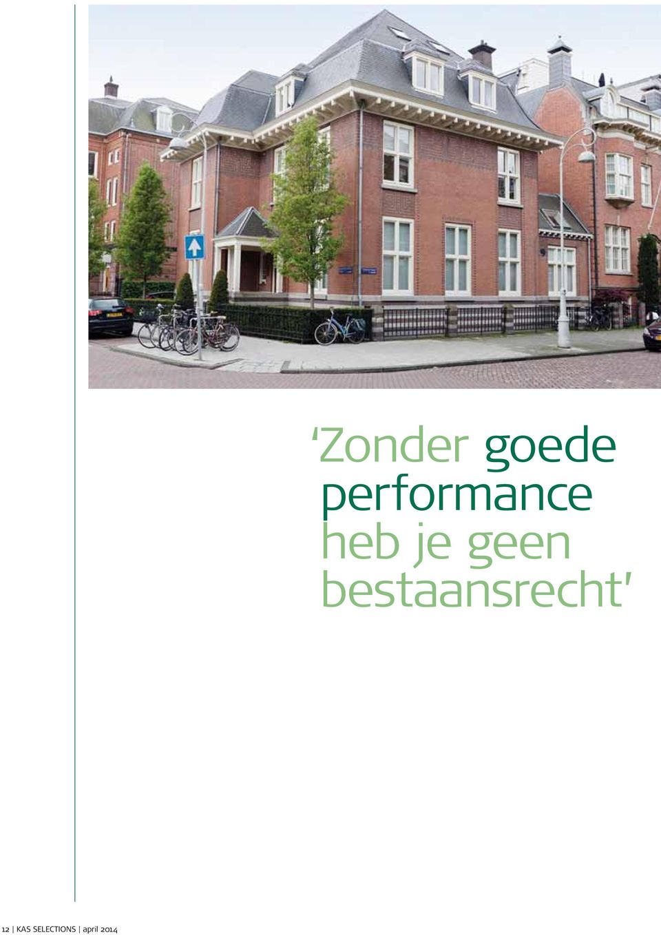 goede performance