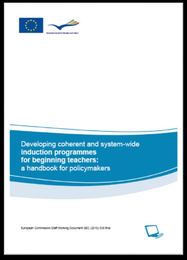 Developing coherent and system-wide induction programmes for beginning