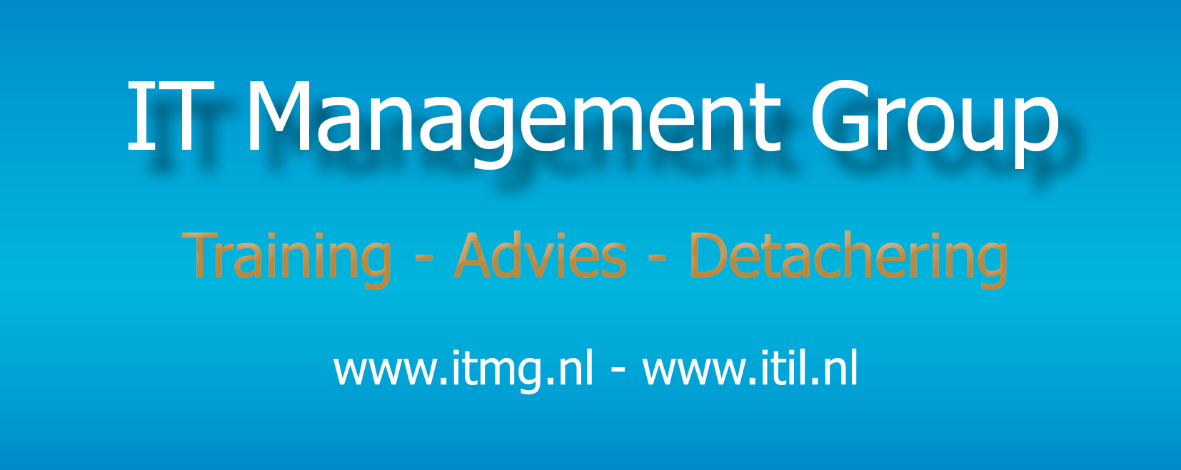 IT Management Group Examen Training ITIL Foundation V2 (IT