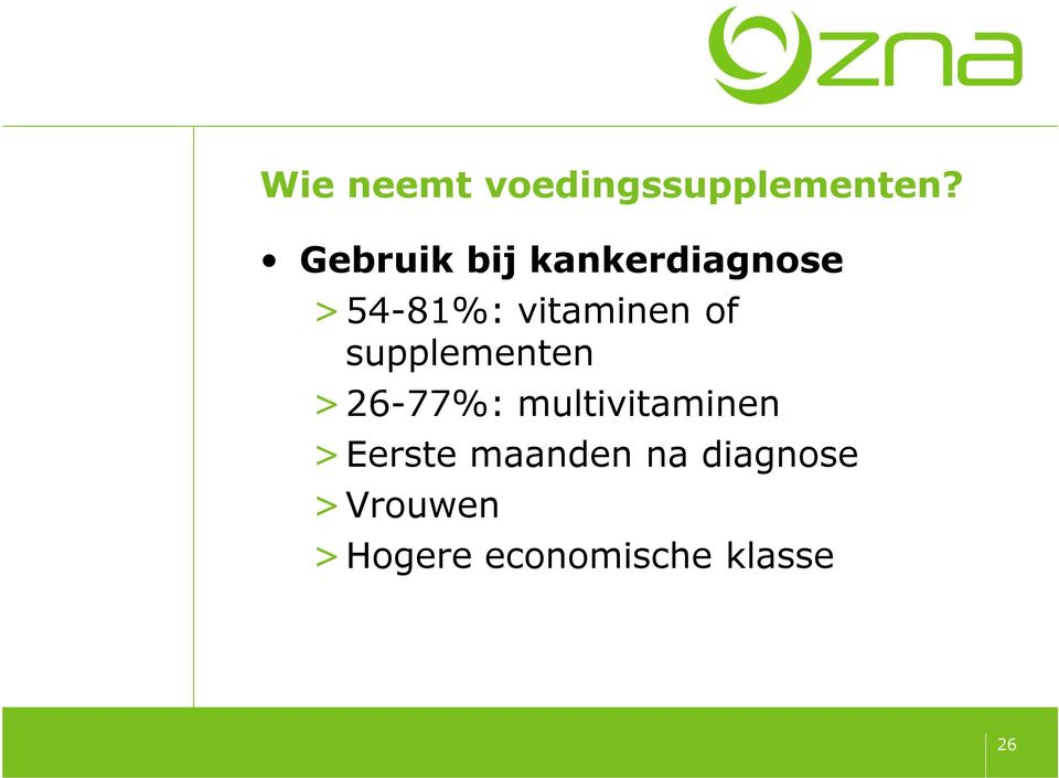 vitaminen of supplementen >-77%: