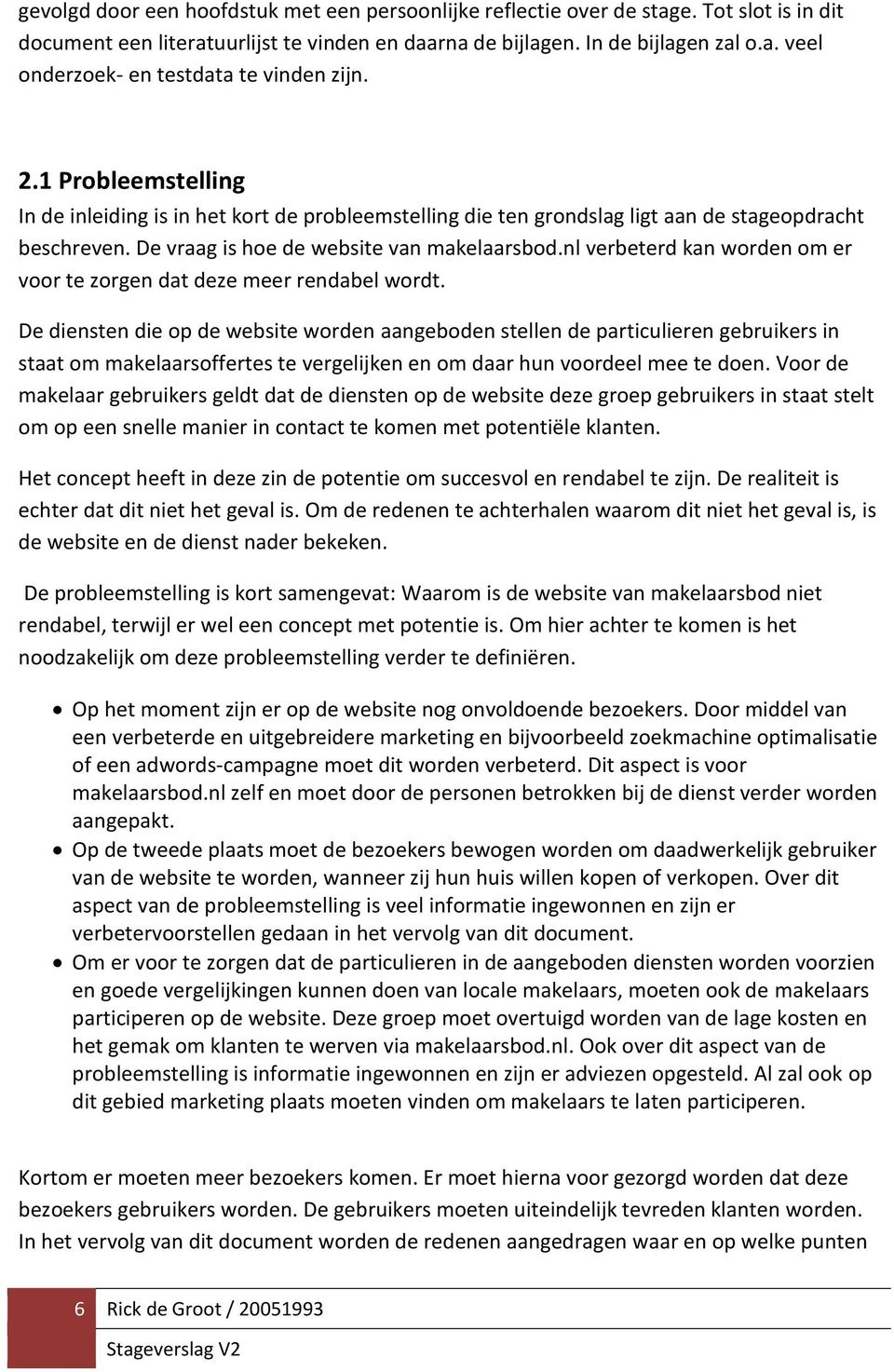 Dit thesis guidelines