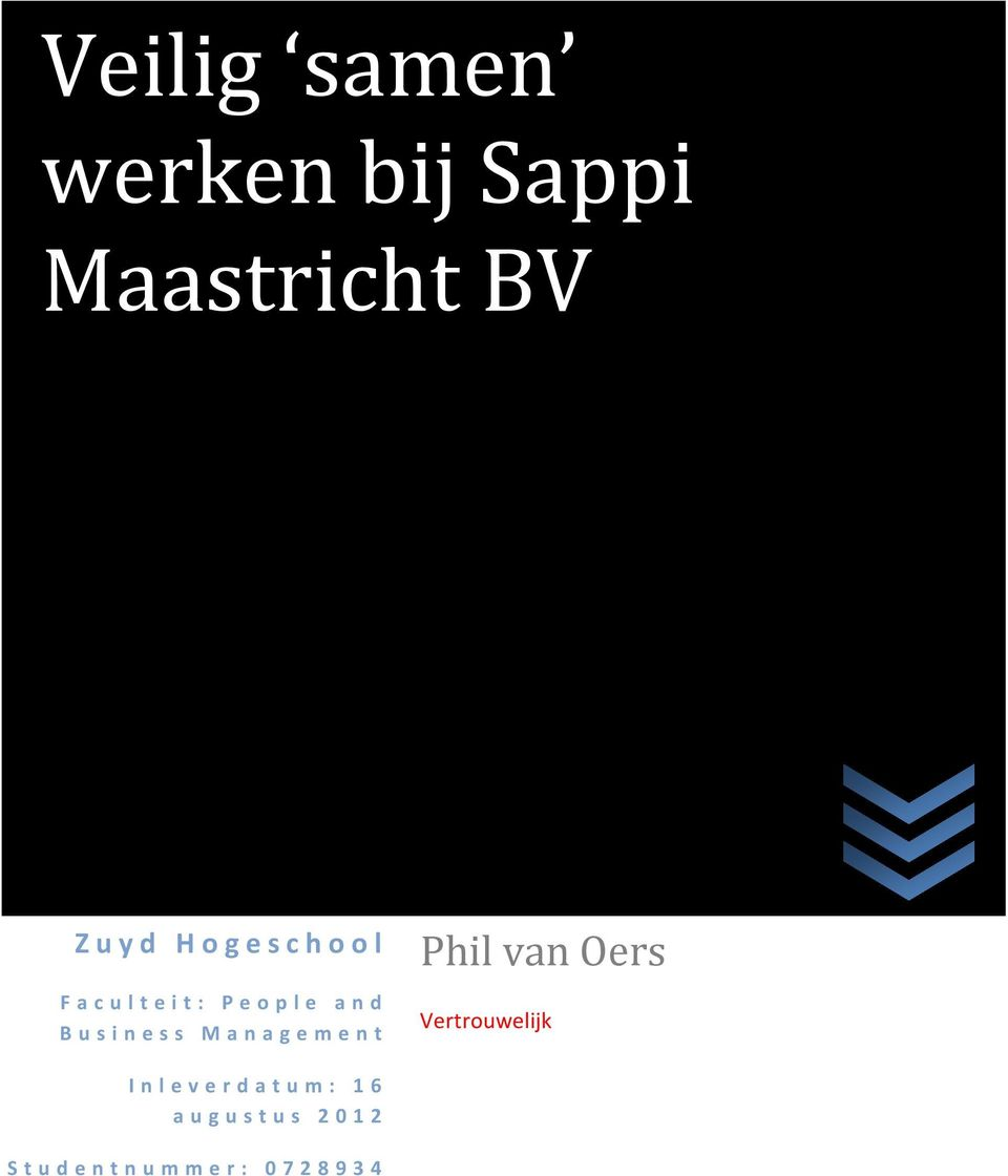 Business Management Phil van Oers