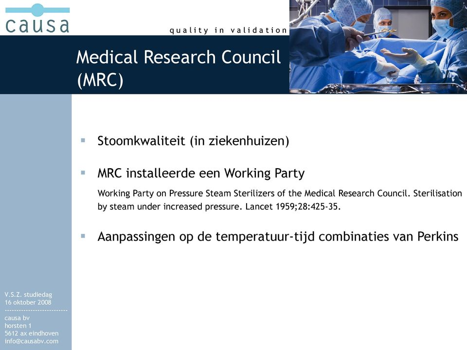 of the Medical Research Council.