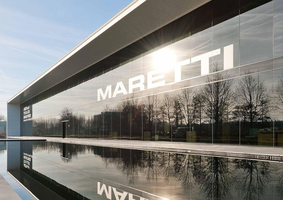 verlichting Maretti delivers, designs, produces