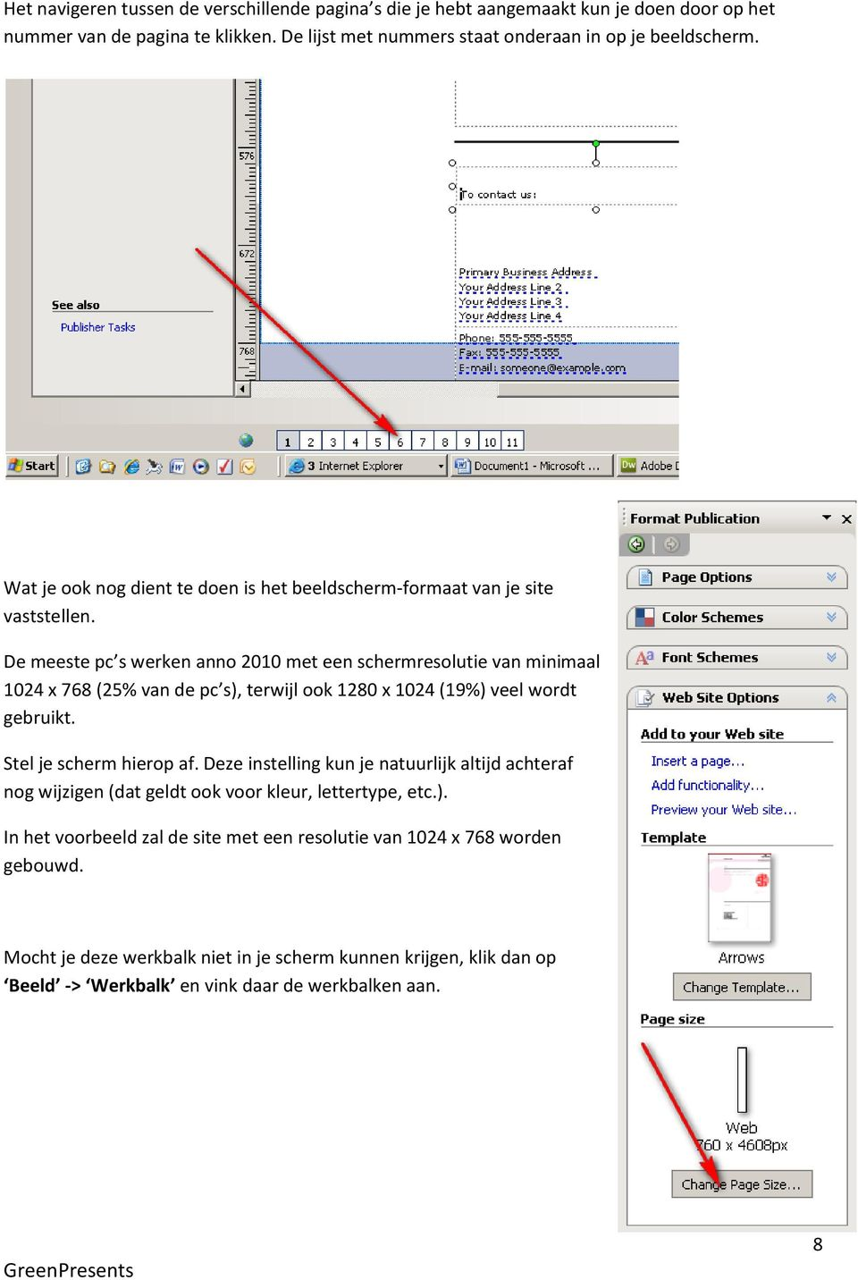 ms publisher convert to pdf website