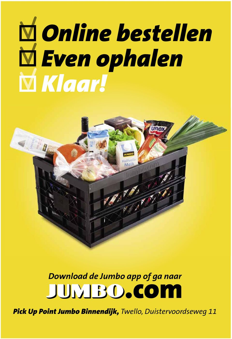 Download de Jumbo app of ga naar