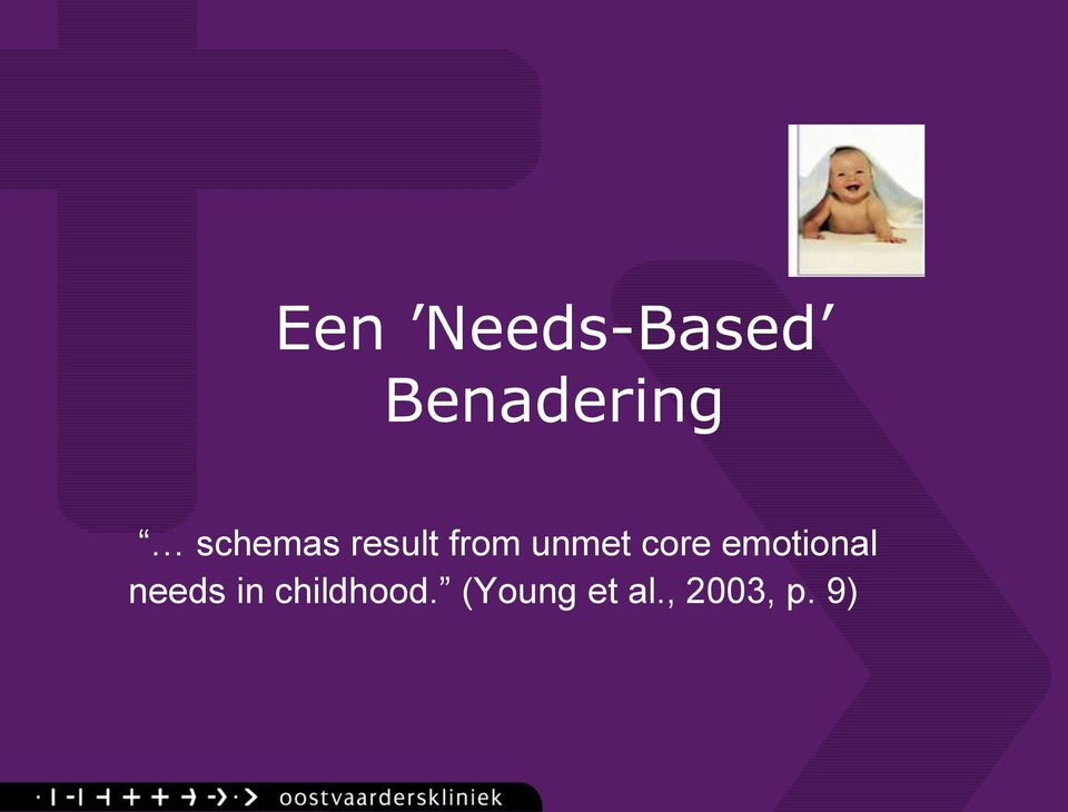 core emotional needs in