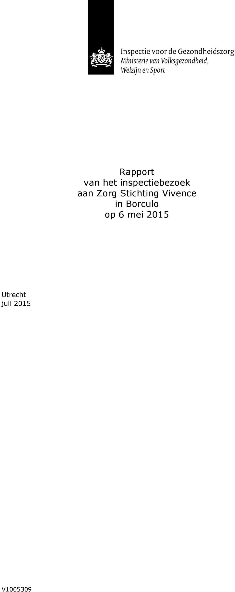 Stichting Vivence in