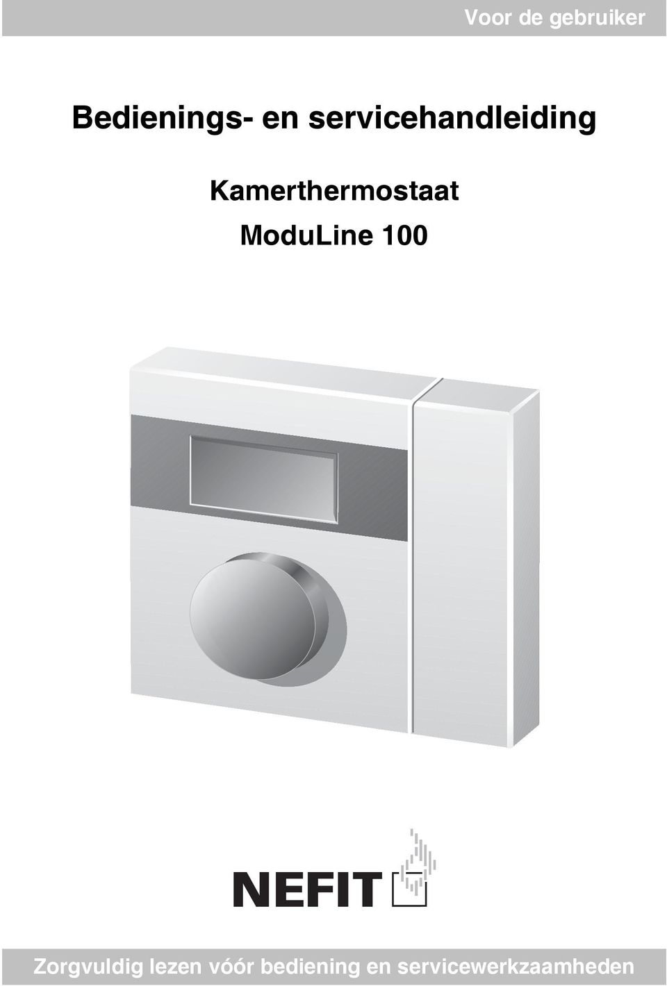 Kamerthermostaat ModuLine 100