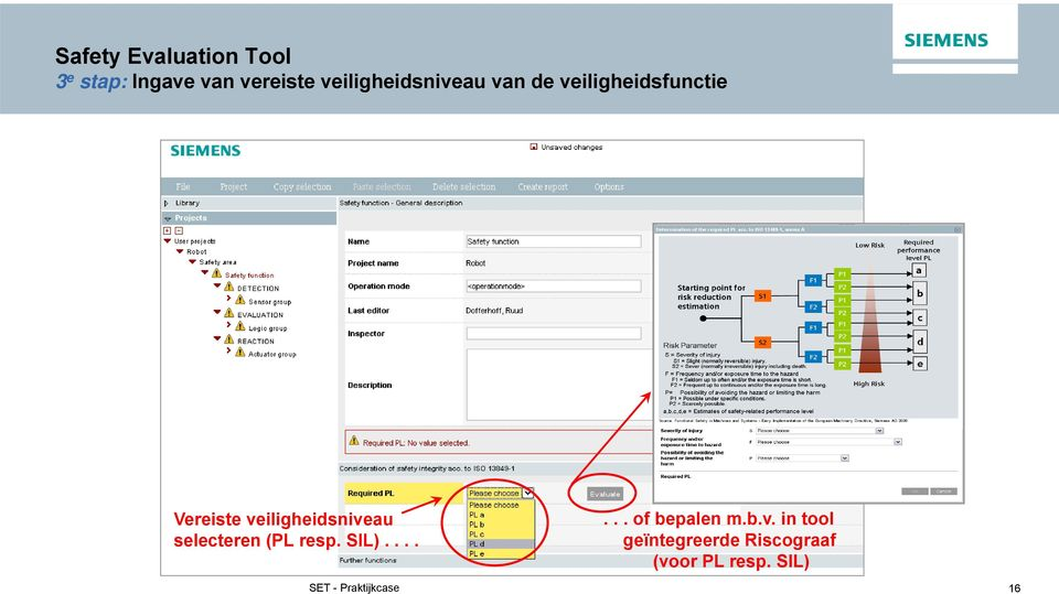 Safety integrated safety evaluation tool pdf - Geintegreerde bibliotheek ...