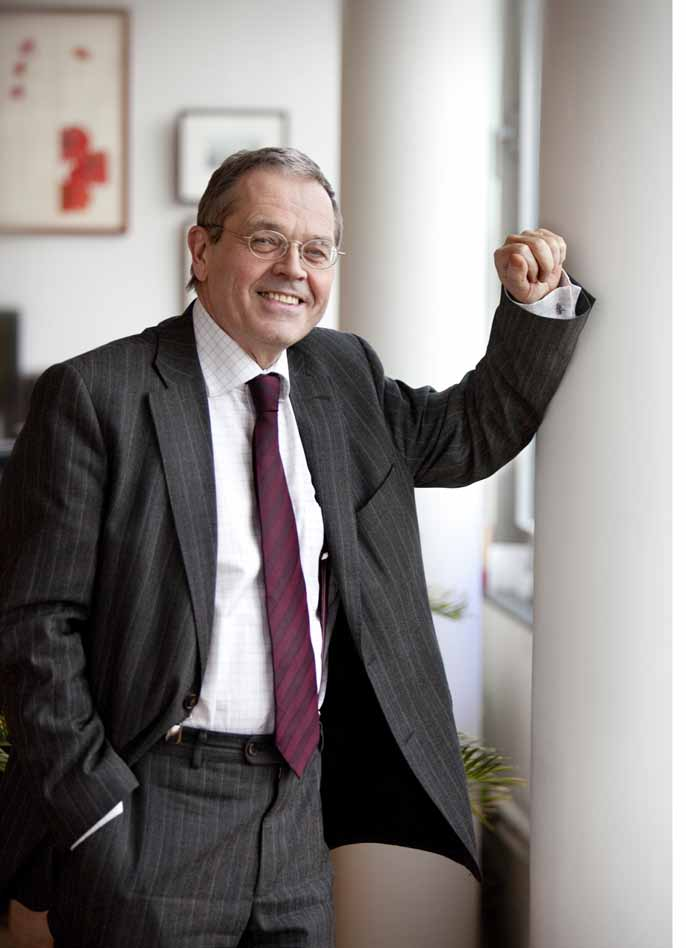 Alex Brenninkmeijer is sinds 1 oktober 2005 de Nationale ombudsman.