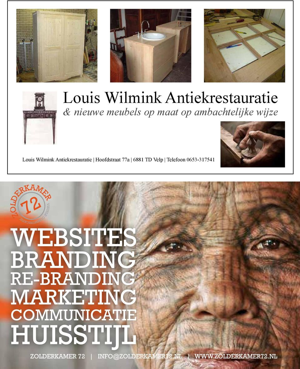 Louis Wilmink Antiekrestauratie