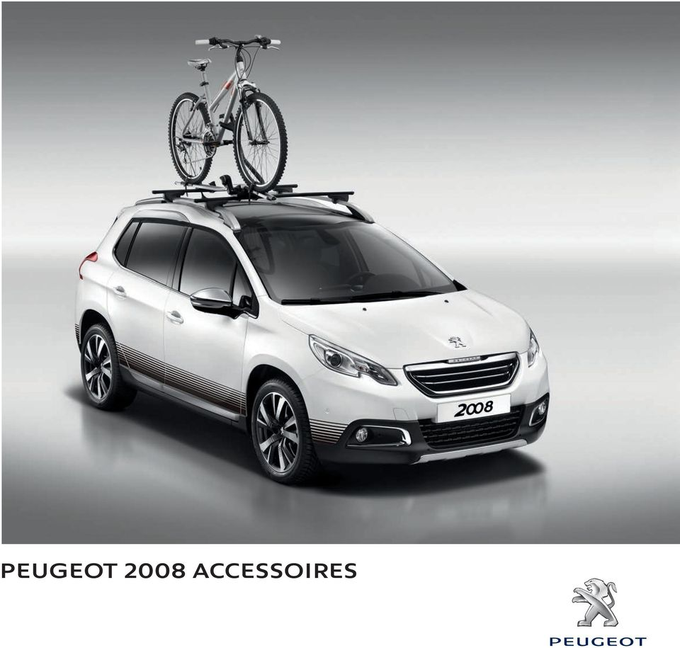 peugeot 2008 accessoires pdf. Black Bedroom Furniture Sets. Home Design Ideas