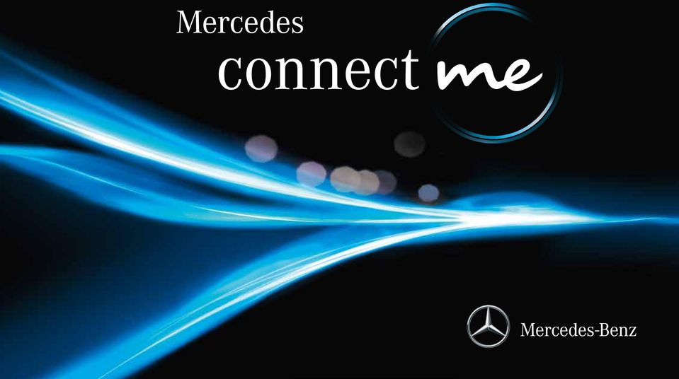 mercedes connect me welkom in uw wereld pdf. Black Bedroom Furniture Sets. Home Design Ideas