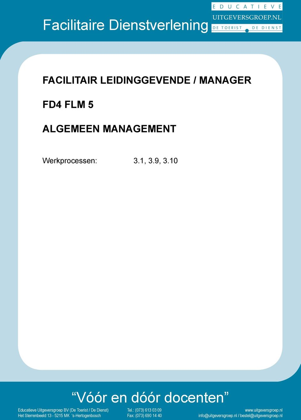MANAGER FD4 FLM 5
