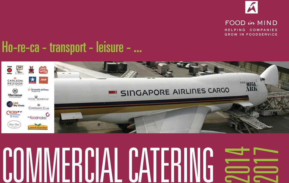 COMMERCIAL CATERING 2014