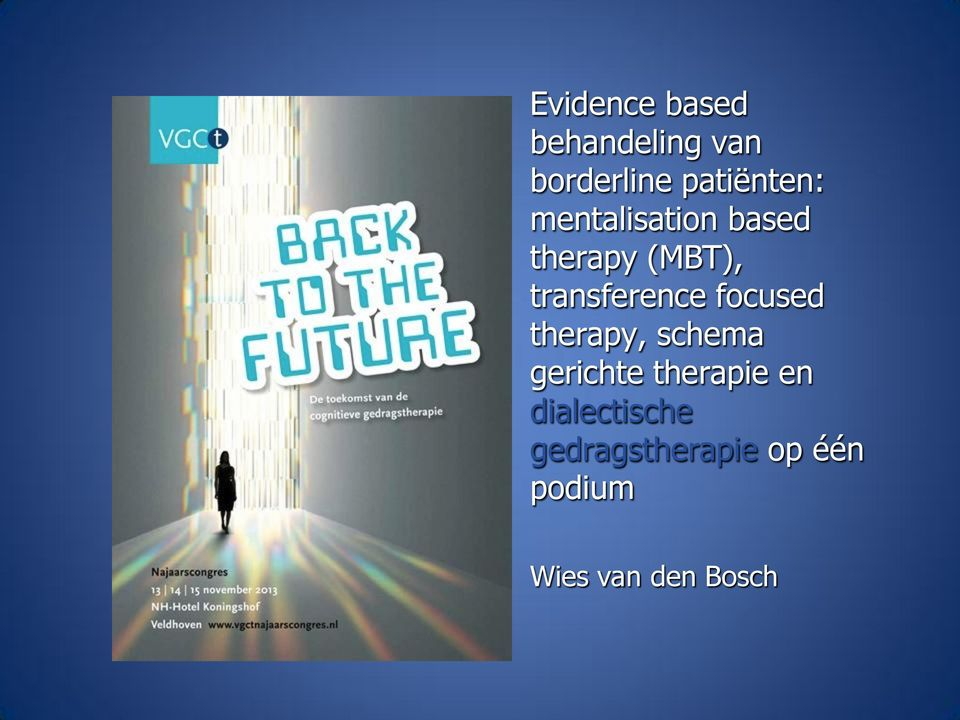 transference focused therapy, schema gerichte