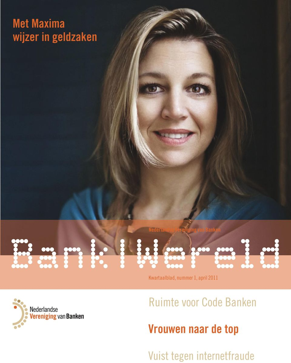 Kwartaalblad, nummer 1, april 2011 Ruimte