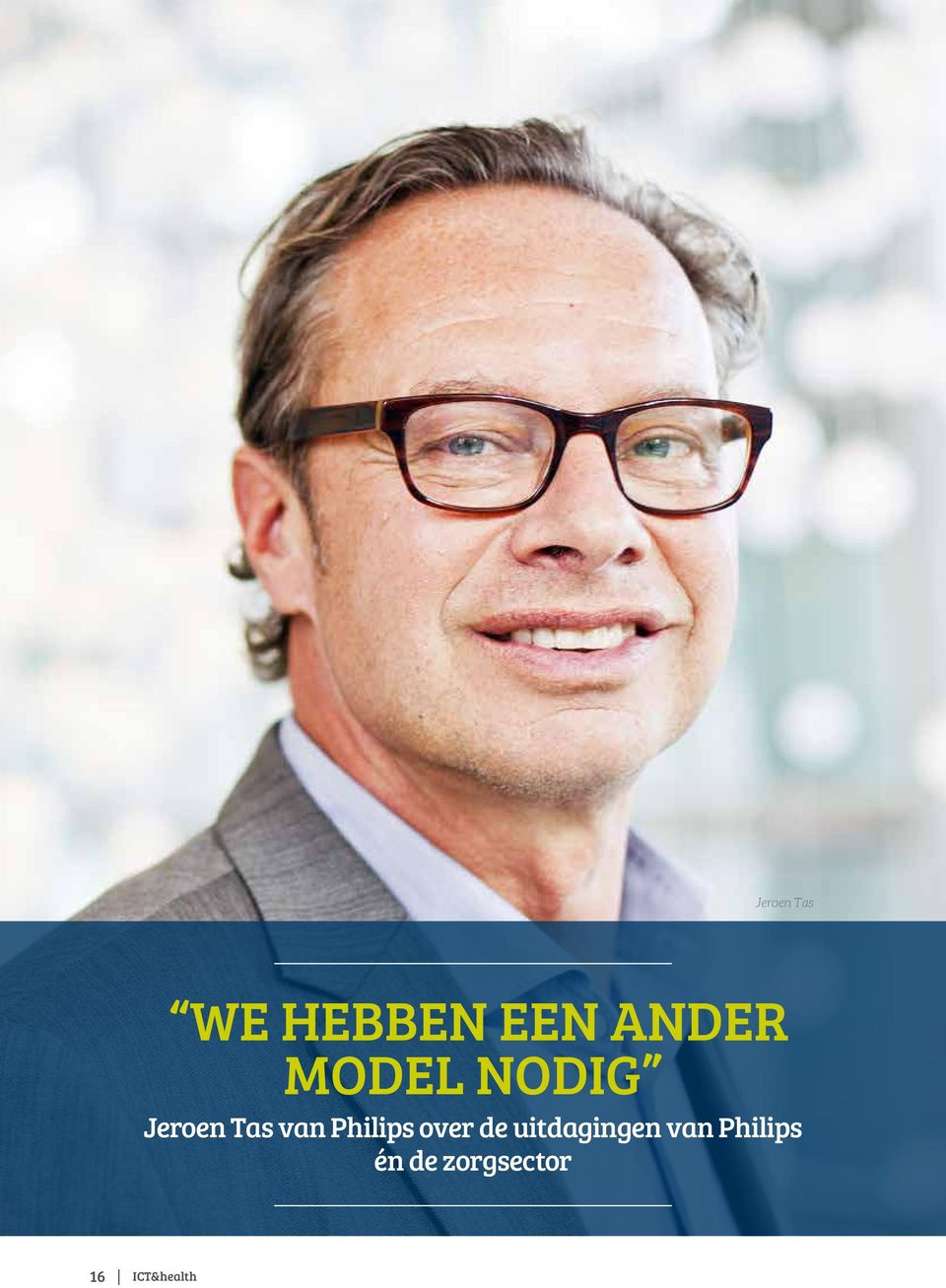 Tas van Philips over de