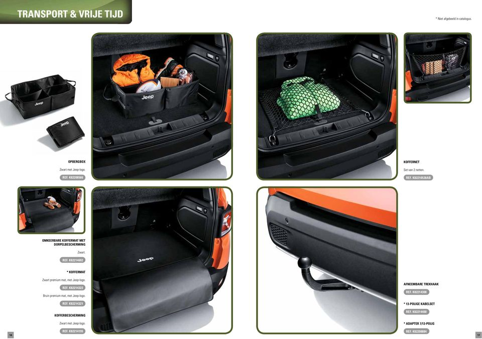 jeep renegade originele accessoires pdf. Black Bedroom Furniture Sets. Home Design Ideas