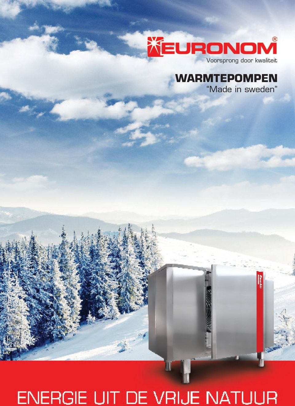 WARMTEPOMPEN Made in