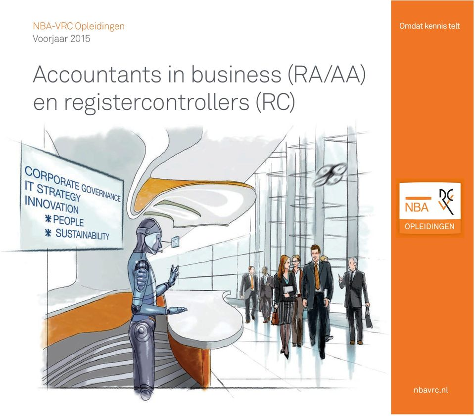 Accountants in business