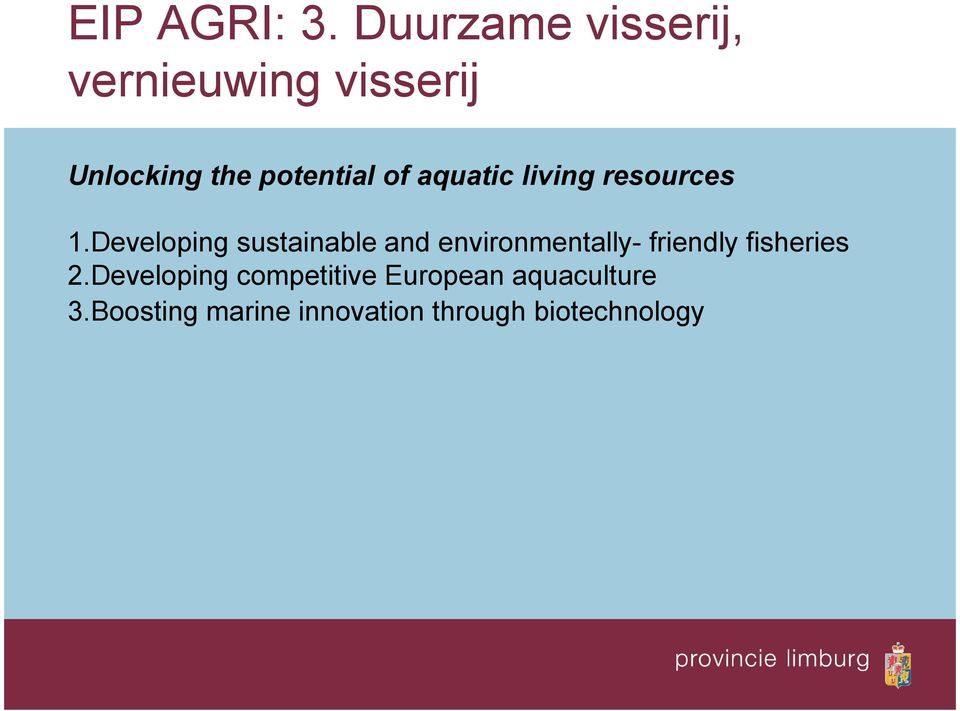 aquatic living resources 1.