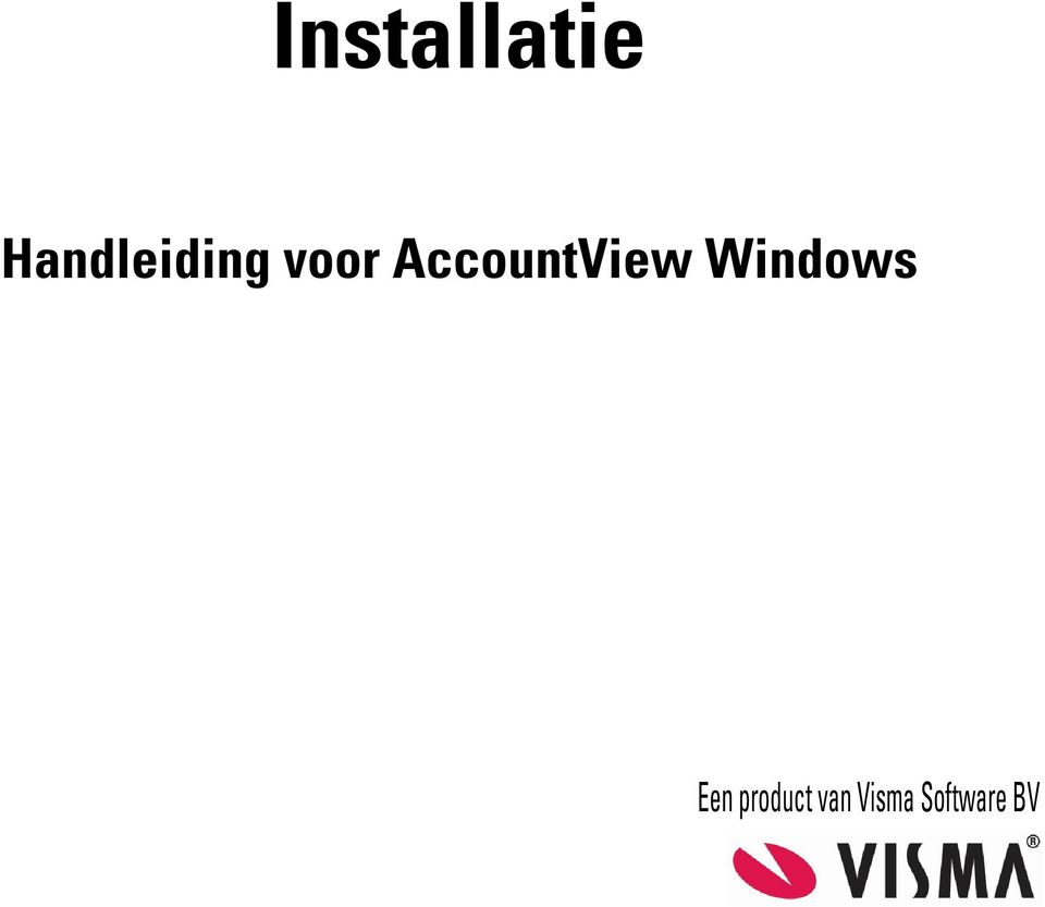 AccountView Windows