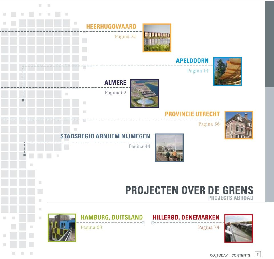 Pagina 44 projecten over de grens projects abroad Hamburg,