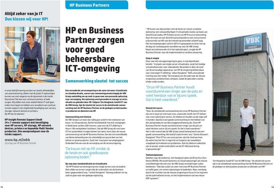 virtualisatie cluster, op basis van StoreVirtual nodes, HP Proliant servers en HP Procurve networking.