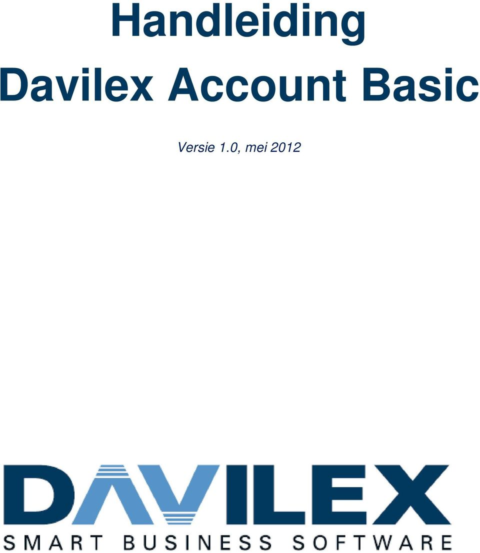 Account Basic