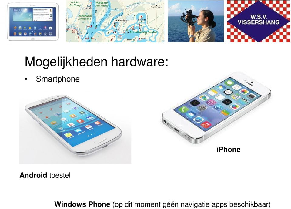 toestel Windows Phone (op dit