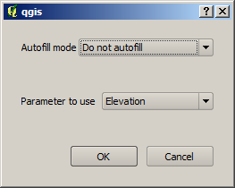 Figuur 17.27: Batch Processing 17.4.3 Filling the parameters table For most parameters, setting its value is trivial.