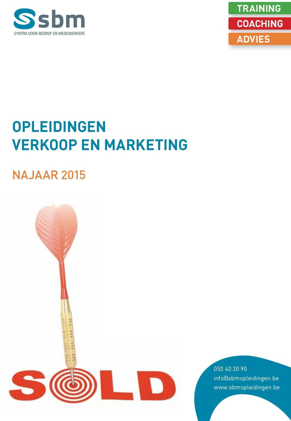 MARKETING NAJAAR 2015 050 40 30