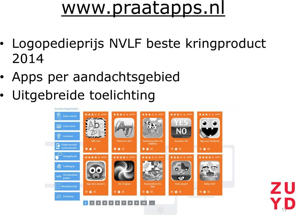 kringproduct 2014 Apps per