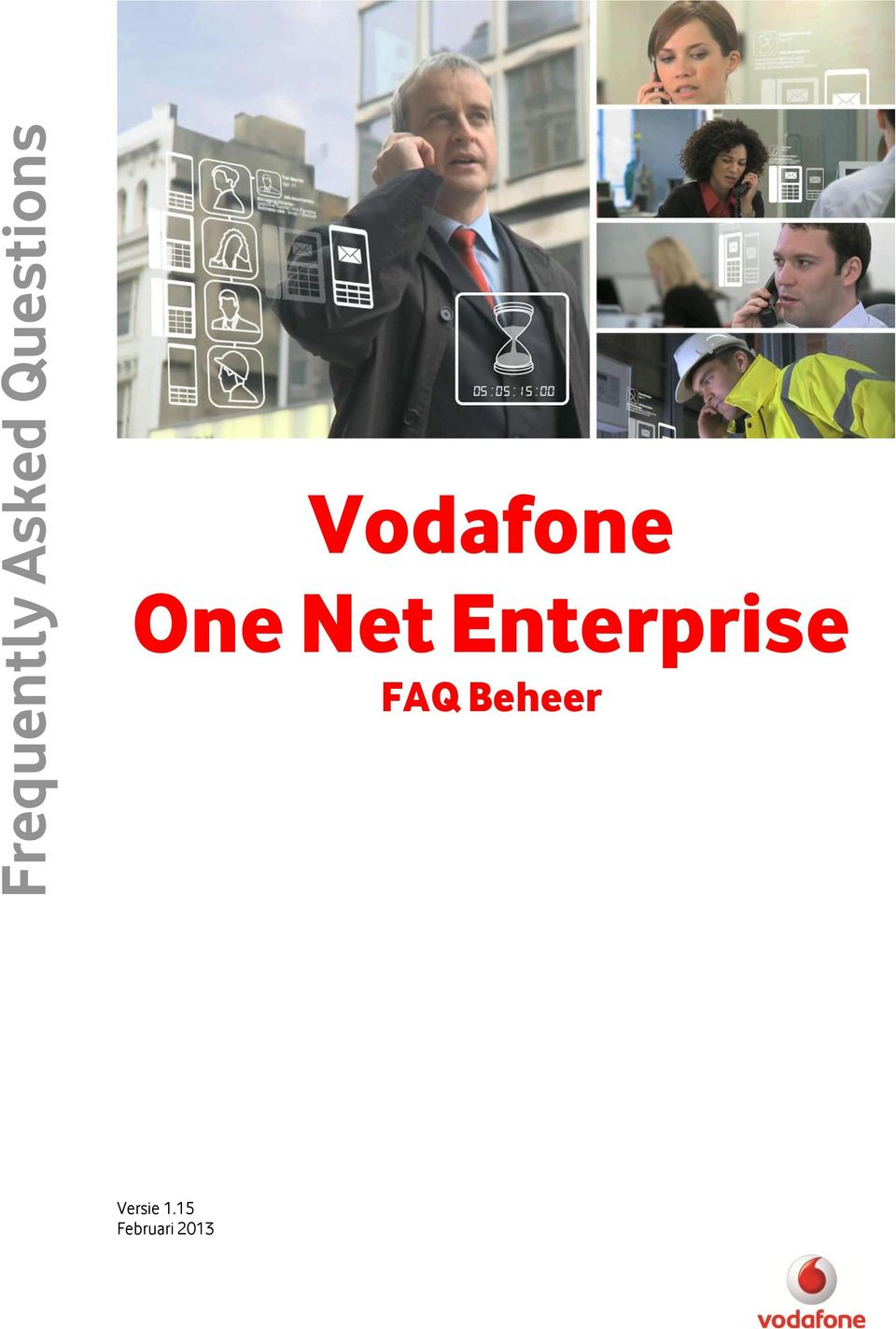 Hosted Voice Vodafone One Net