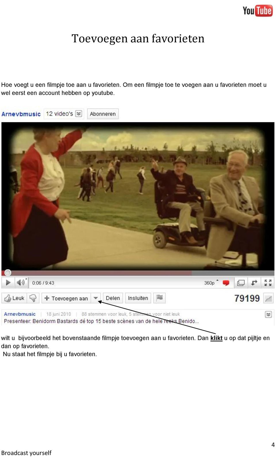 op youtube.