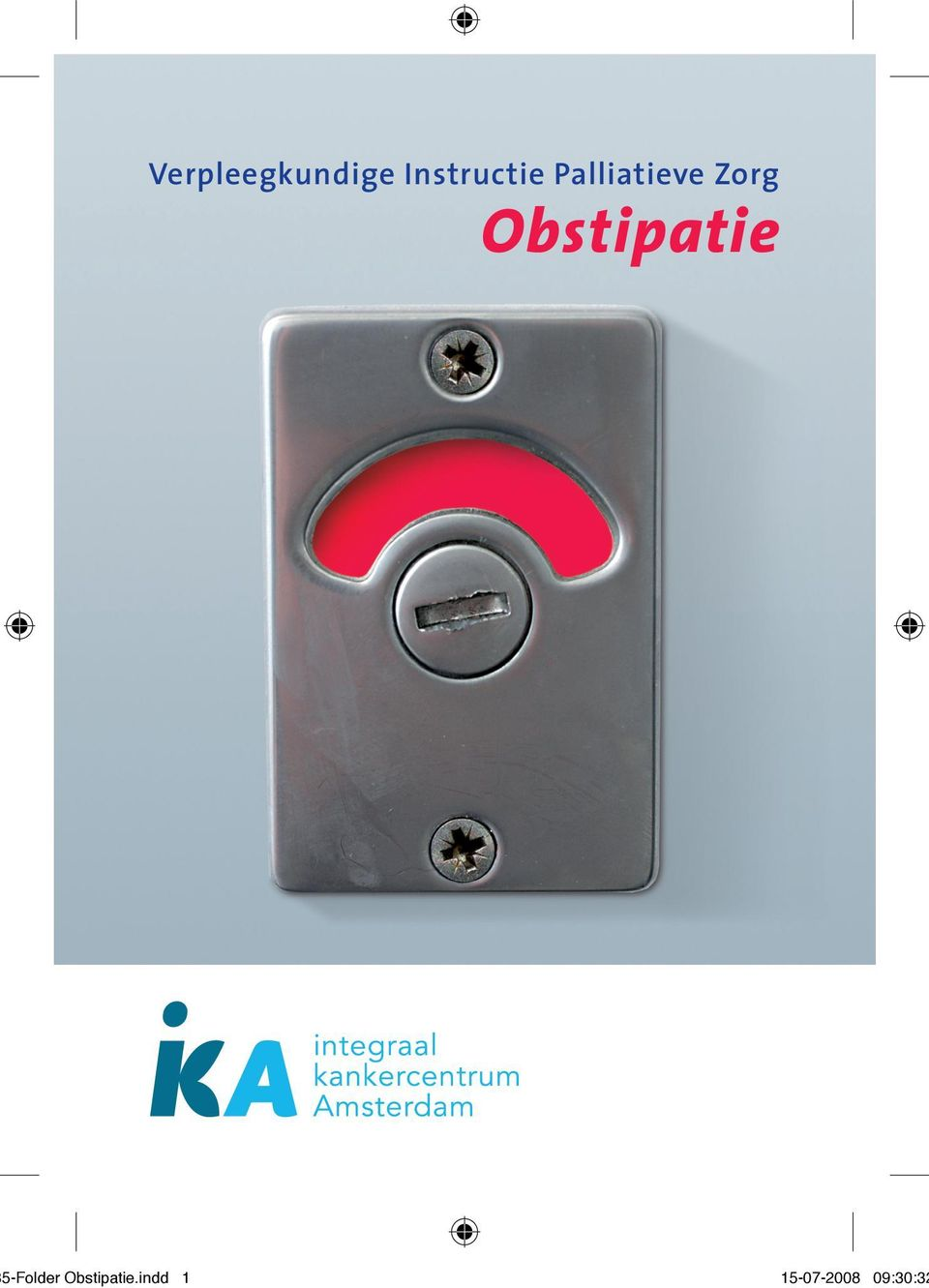 Zorg Obstipatie 5-Folder