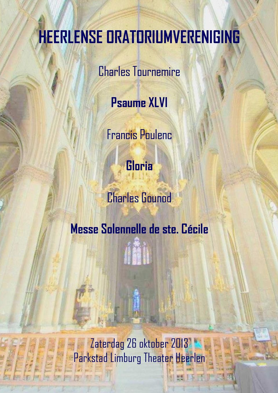 charles gounod messe