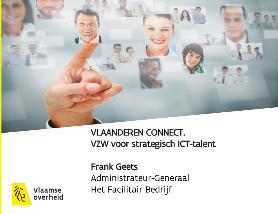 ICT-talent Frank Geets