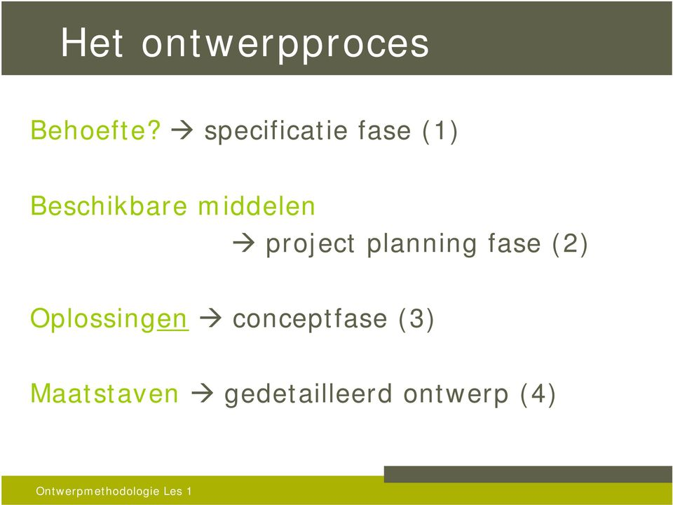 middelen project planning fase (2)