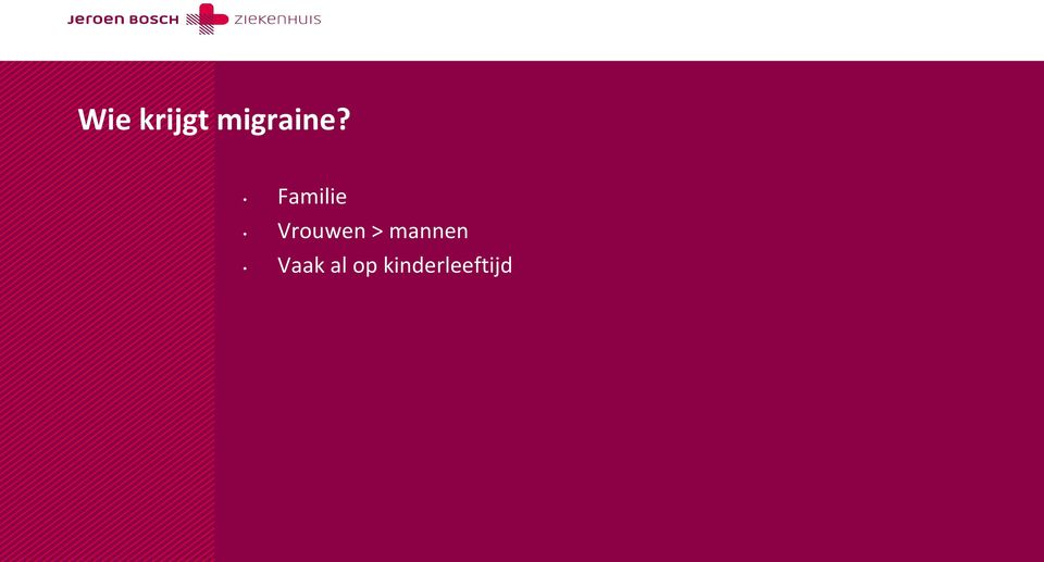 Familie Vrouwen >