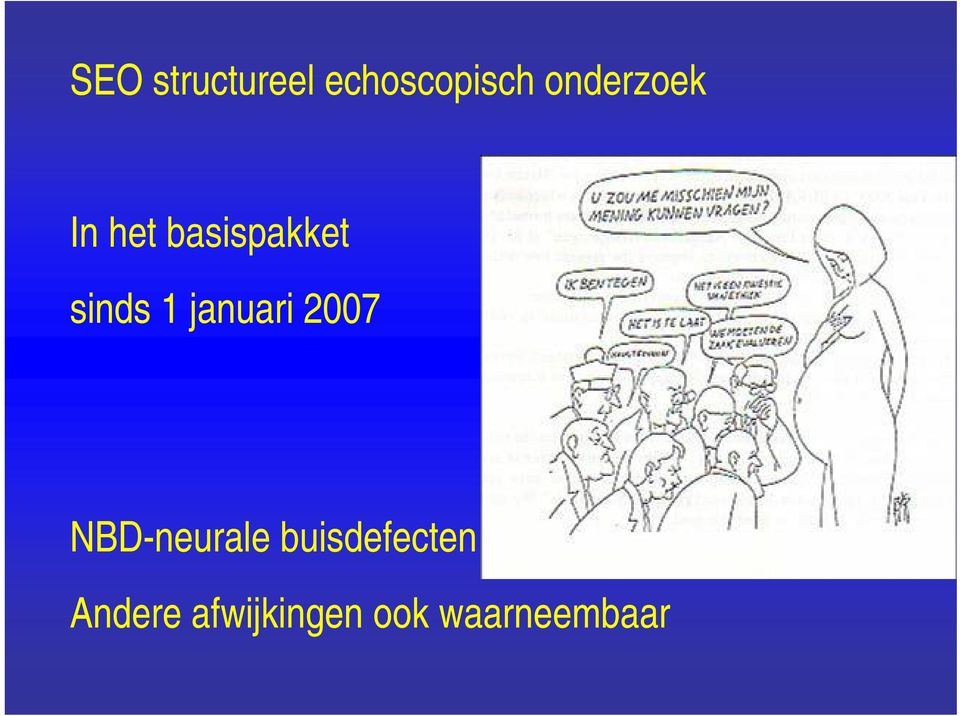 1 januari 2007 NBD-neurale