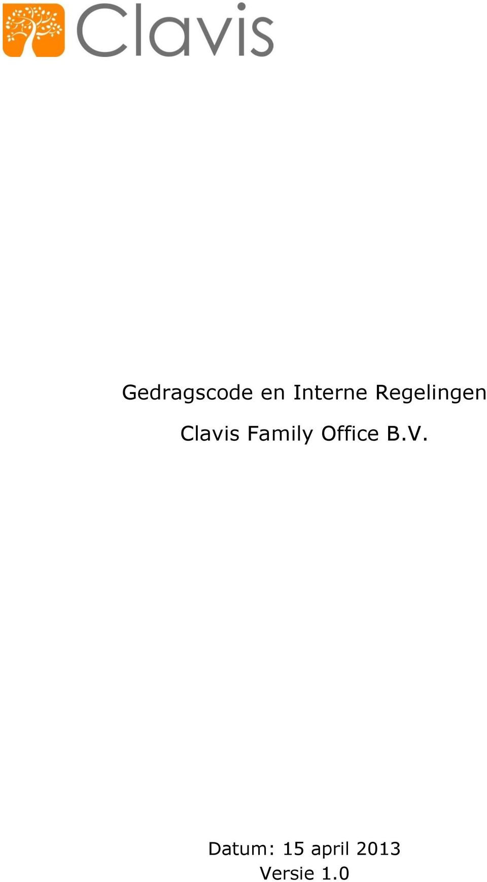 Family Office B.V.