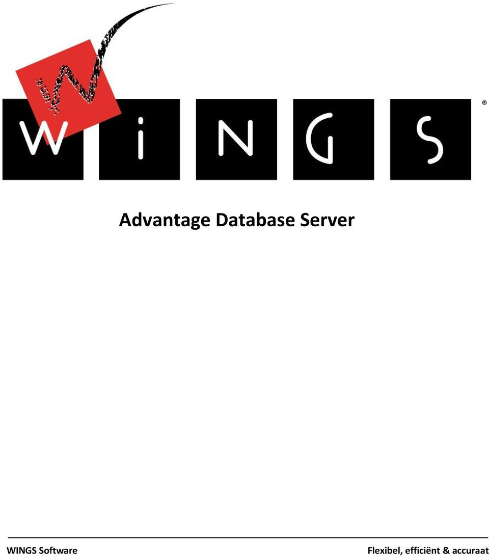 WINGS Software