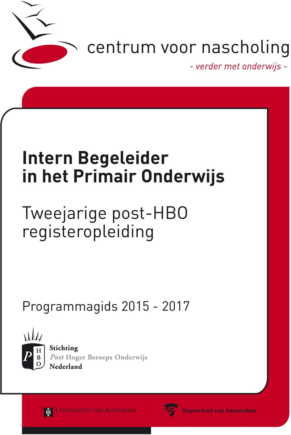 Tweejarige post-hbo